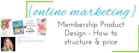 """HOT SEAT: JoDitt Williams """"Membership Product Design"""""""